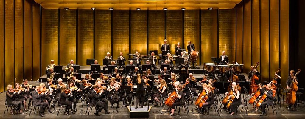 Søndag d. 7. oktober kl. 15 - Lyngby-Taarbæk Symfoniorkester